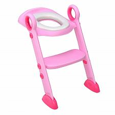 Buy Toddler Toilet Potty Training Seat with Non-Slip Ladder