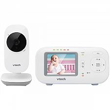 "Buy Vtech 2.4"" Full-Color Digital Video Baby Monitor & Automatic Night Vision"