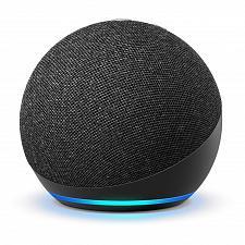 Buy Amazon Echo Dot (4th Generation) Smart Speaker with Alexa - Charcoal