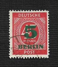 Buy Germany Berlin Used Scott #9N64 Catalog Value $.35