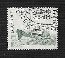 Buy German DDR Used Scott #545 Catalog Value $.25