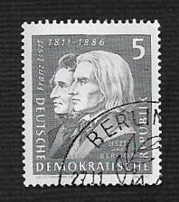 Buy German DDR Used Scott #570 Catalog Value $.25