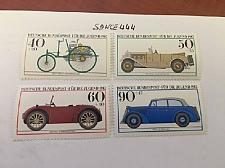 Buy Germany Welfare Automobiles mnh 1982 stamps