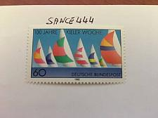 Buy Germany Kiel regatta 1982 mnh stamps