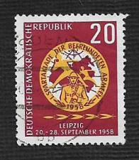 Buy Germany DDR Used Scott #402 Catalog Value $.25
