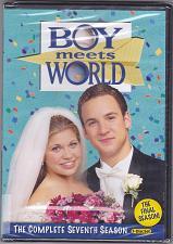 Buy Boy Meets World - Complete 7th Season DVD 2011, 3-Disc Set - Brand New