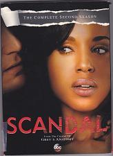 Buy Scandal - Complete 2nd Season DVD 2013, 5-Disc Set - Factory Sealed