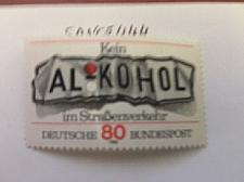 Buy Germany Alcohol & traffic 1982 mnh stamps