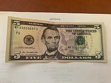 Buy United States Lincoln $ 5.00 crispy banknote 2013 #2