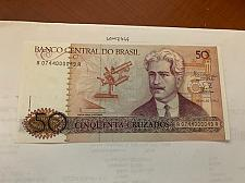 Buy Brazil 50 cruzados uncirc. banknote 1990 ?