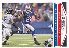 Buy Fred Jackson #22 - Bills 2013 Score Football Trading Card