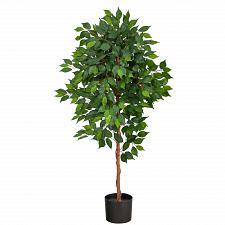 Buy 4' Ficus Artificial Tree