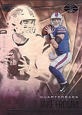 Buy Jake Fromm #10 - Bills 2020 Panini illusions Rookie Football Trading Card