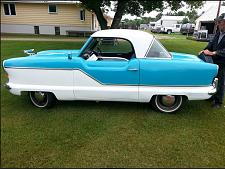 Buy 1957 Nash Metropolitan 1500 Hardtop Series III