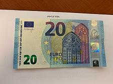 Buy Italy Draghi 20 euro circulated banknote 2015 #3