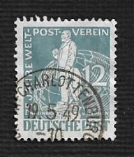 Buy German Berlin Used Scott #9N35 Catalog Value $6.50