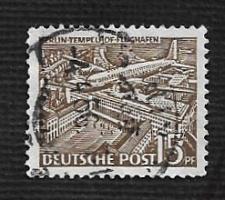 Buy German Used Scott #9N48 Catalog Value $.80