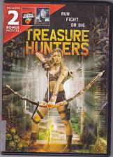 Buy Treasure Hunters, Pacific Inferno & The Legend of Sea Wolf DVD 2018 - Very Good