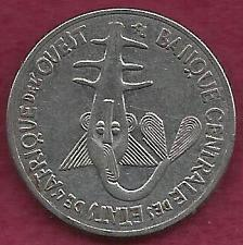 Buy CENTRAL AFRICAN STATES 100 Francs 2014 Coin