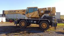 Buy 2000 Grove RT530E All-Terrain Crane