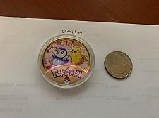 Buy United States Pikachu Pokemon golden coin