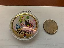 Buy United States Anime Pokemon golden coin