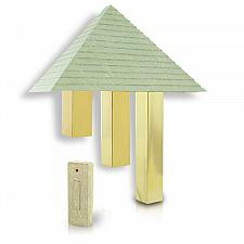 Buy Artworks Home Décor Wireless Pyramid Door Chime