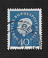 Buy German Berlin Used Scott #9N168 Catalog Value $3.75
