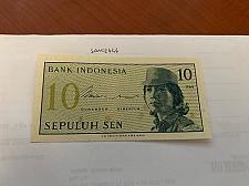 Buy Indonesia 10 sen uncirc. banknote 1964