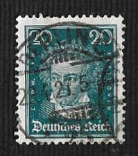 Buy German Used Scott #357 Catalog Value $1.15