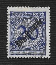 Buy German Used #O50 Catalog Value $1.15