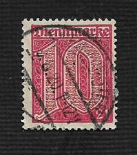 Buy German Used #OL10 Catalog Value $1.50