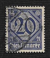 Buy German Used #OL12 Catalog Value $1.90