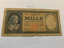 Buy Italy Medusa Testina 1000 lire banknote 1947 #1