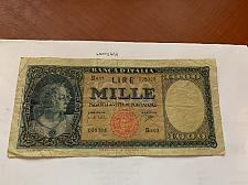 Buy Italy Medusa Testina 1000 lire banknote 1947 #14