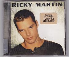 Buy Ricky Martin by Ricky Martin CD 1999 - Good