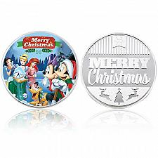 Buy United States Merry Christmas uncirc. silverade new coin #1