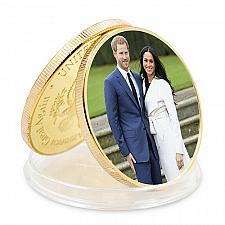 Buy United States Prince Harris and Meghan uncirc. silverade coin #2