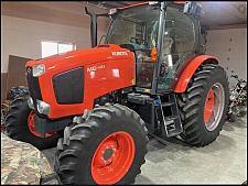 Buy 2018 Kubota M6-141 Tractor