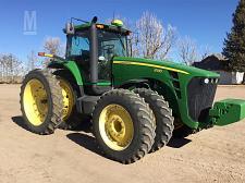 Buy 2007 John Deere 8130 Tractor