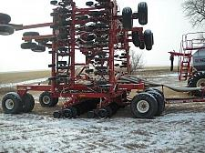 Buy 2014 Morris Razr 50 Air Seeder