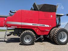 Buy 2015 Massey-Ferguson 9545 Combine
