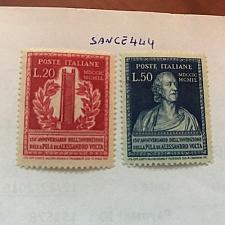 Buy Italy Alessandro Volta mnh 1949 stamps