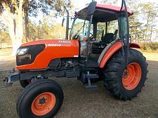 Buy 2006 Kubota M-8540 Cab Tractor