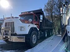 Buy 2002 Mack RB688S Dump Truck