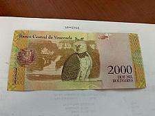 Buy Venezuela 2000 Bolivares 2016 banknote #1
