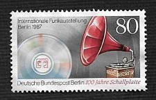 Buy Germany Berlin Hinged NG Scott #9N542 Catalog Value $1.00