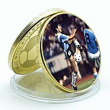 Buy United States Maradona uncirc. golden coin #1