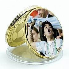 Buy United States Maradona uncirc. golden coin #2