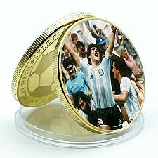 Buy United States Maradona uncirc. golden coin #3